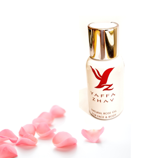 yaffa zhav rose oil
