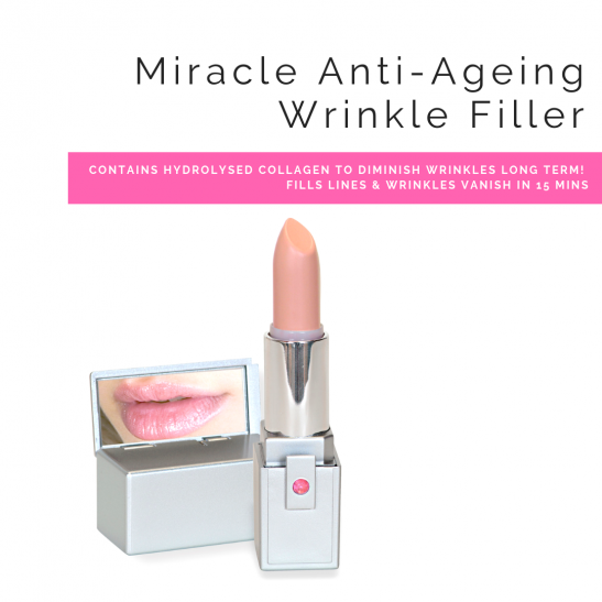 Miracle Anti-Aging Wrinkle Filler